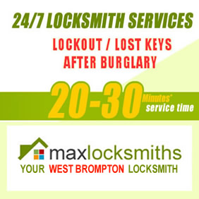 West Brompton locksmiths