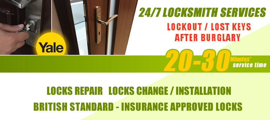 West Brompton locksmith services